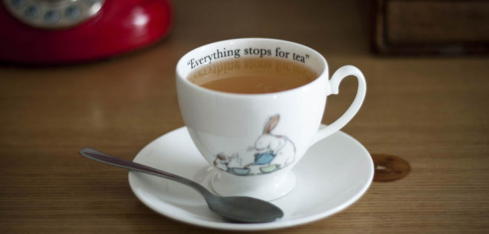 Secret of how to make the perfect cup of tea revealed