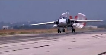Russian jets violate Turkish airspace for second time