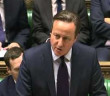 Cameron argues for air strikes in Syria